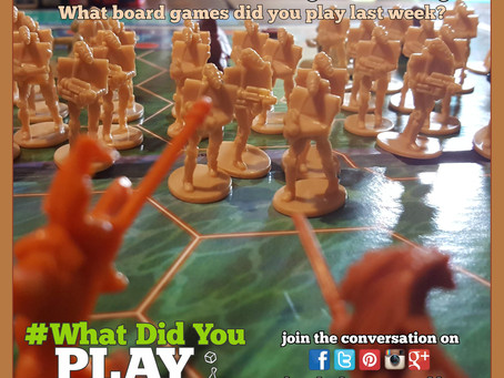 #WhatDidYouPlayMondays? July 15, 2019