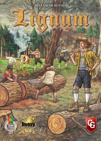 Lignum | Board Game Review | Geeky Goodies