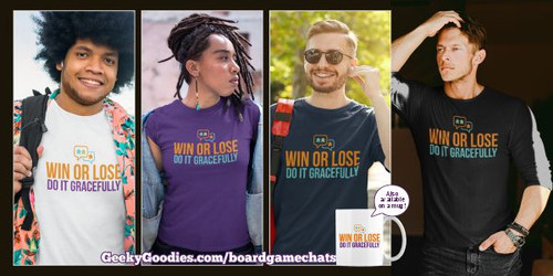 Win or Lose Do It Gracefully Shirts