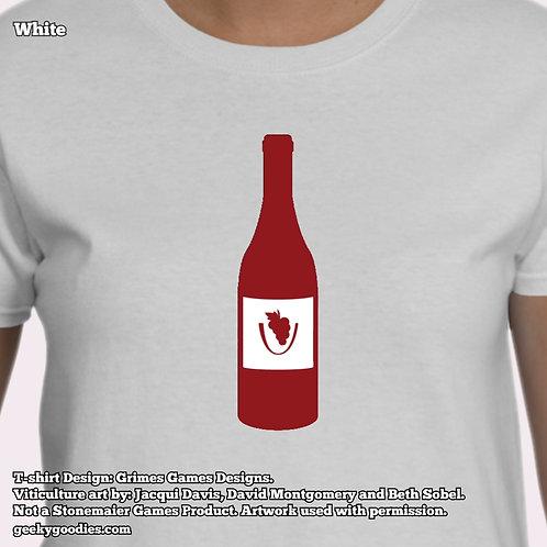 Viticulture Women's White T-shirt