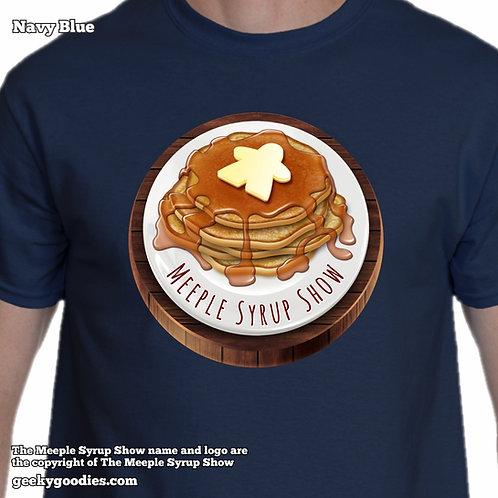Meeple Syrup Show Mens/Unisex Tshirt (Dark Colours)
