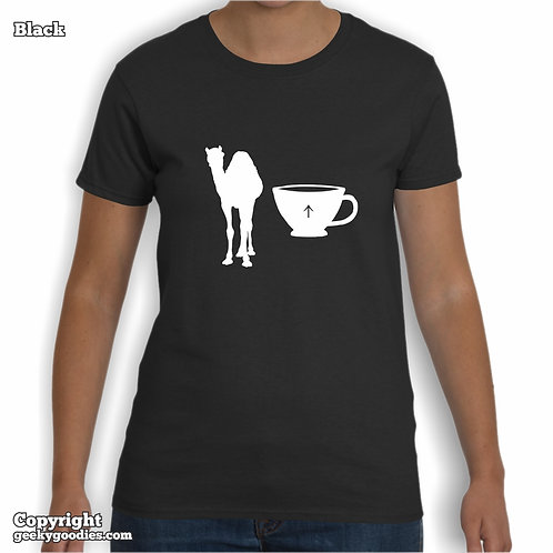 Camel Cup / Camel Up Women's Tee