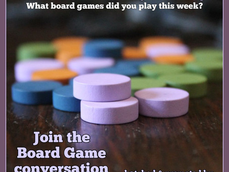 What Did You Play Mondays? August 1, 2016
