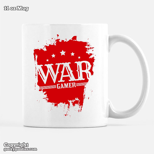 War Gamer Coffee Mugs