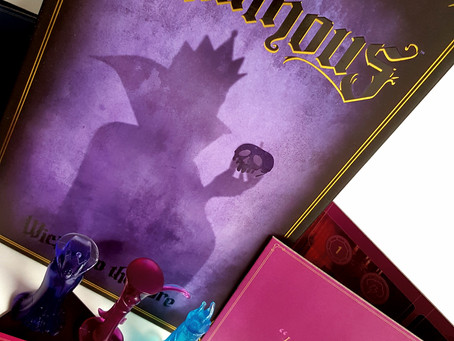 Villainous + Villainous: Wicked to the Core Board Game Review
