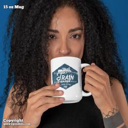 Train Games Coffee Mugs
