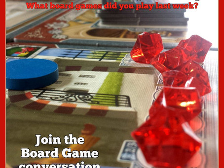 What Did You Play Mondays? December 19, 2016