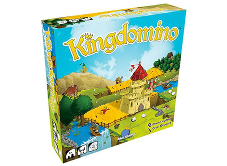 Contest Alert! Win a Copy of this Year's Spiel des Jahres Nominee, Kingdomino