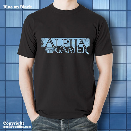 Alpha Gamer T-shirt