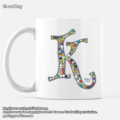 Keyflower Key-series Coffee Mugs