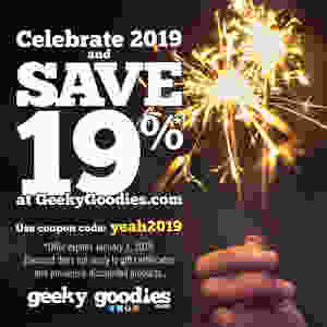 Celebrate 2019 and SAVE 19% with our Boxing Week SALE!