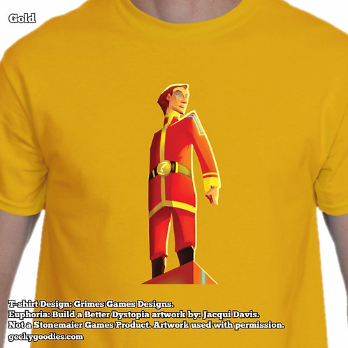 Euphoria Mens/Unisex T-shirt (Light Colors)