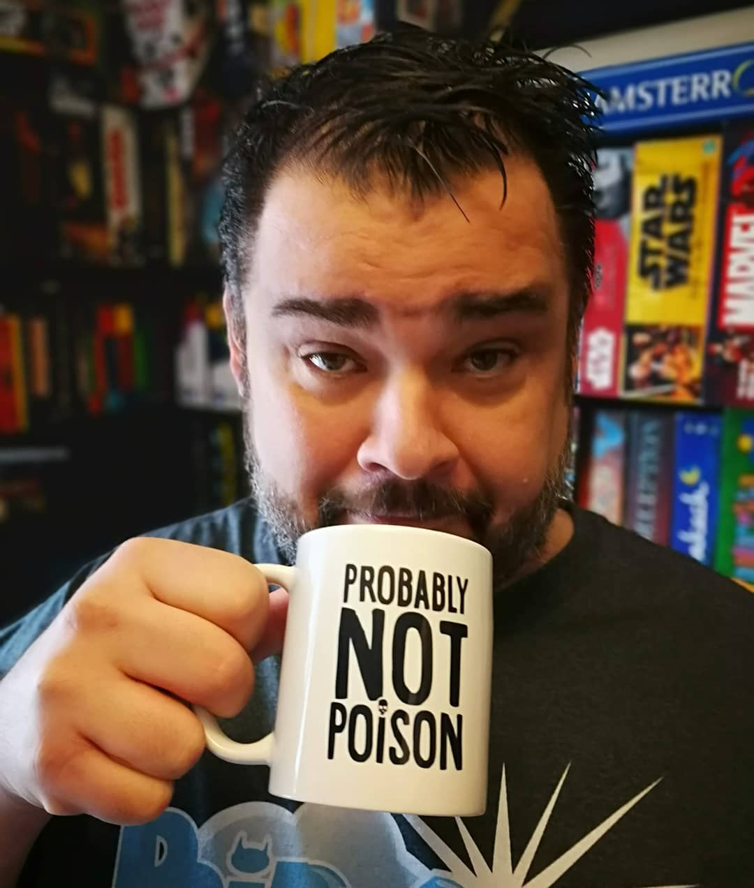 Probably Not Poison Coffee Mug⁣