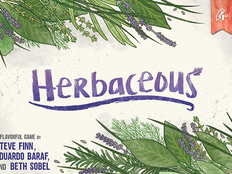 Contest Alert! Just Hours Left for a Chance to Win a Copy of Herbaceous
