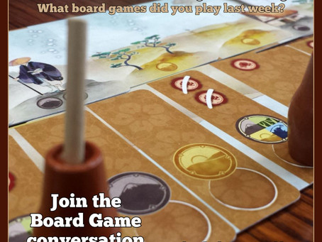 What Did You Play Mondays? January 23, 2017
