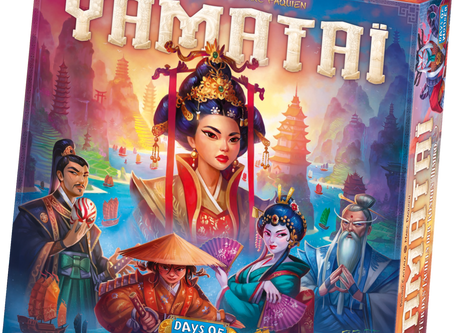 Contest Alert! Win a Copy of Yamatai!
