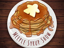Meeple Syrup Show | every episode is an opportunity to learn about how games are designed from the designers themselves