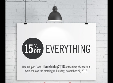 Get 15% OFF your order at GeekyGoodies.com
