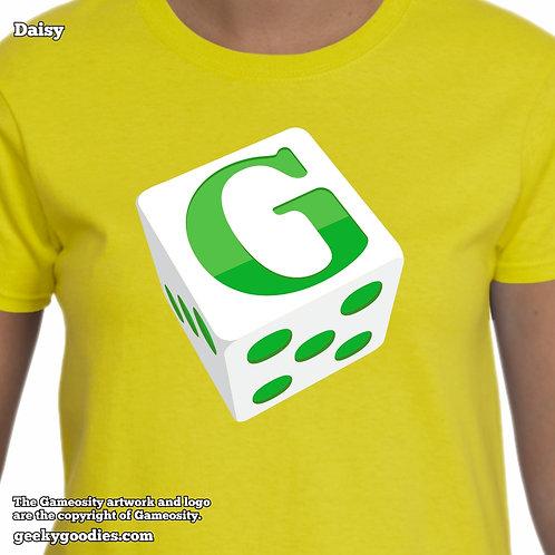 Gameosity Die Women's T-Shirt