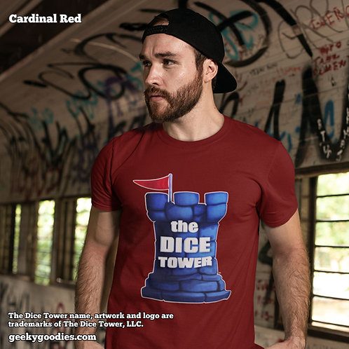 The Dice Tower Mens/Unisex T-shirts