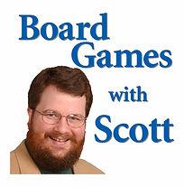 Board Games With Scott | Scott Nicholson | Geeky Goodies Partner