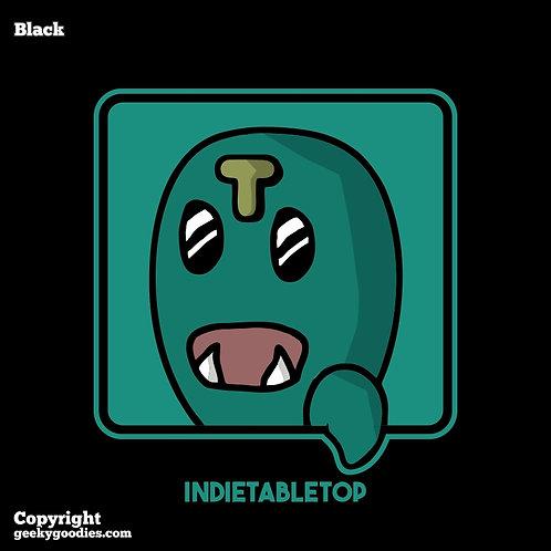 Indietabletop Mens/Unisex T-shirt (Dark Colours)