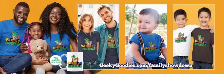 The Family Showdown T-shirts
