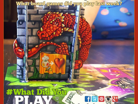 What Did You Play Mondays? January 21, 2019