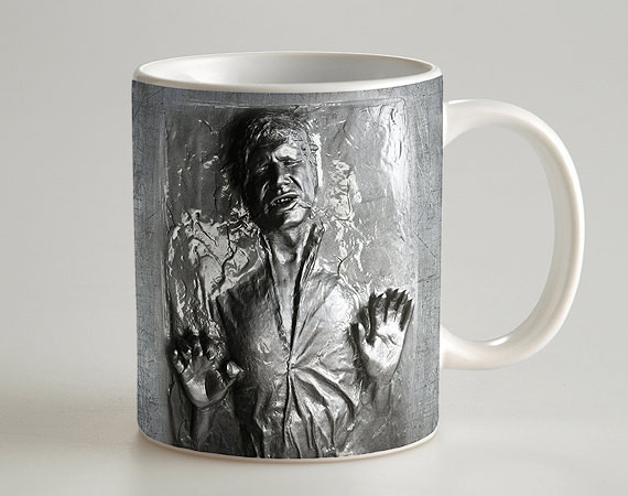 Han Solo Carbonite Coffee Mug  | Geeky Goodies