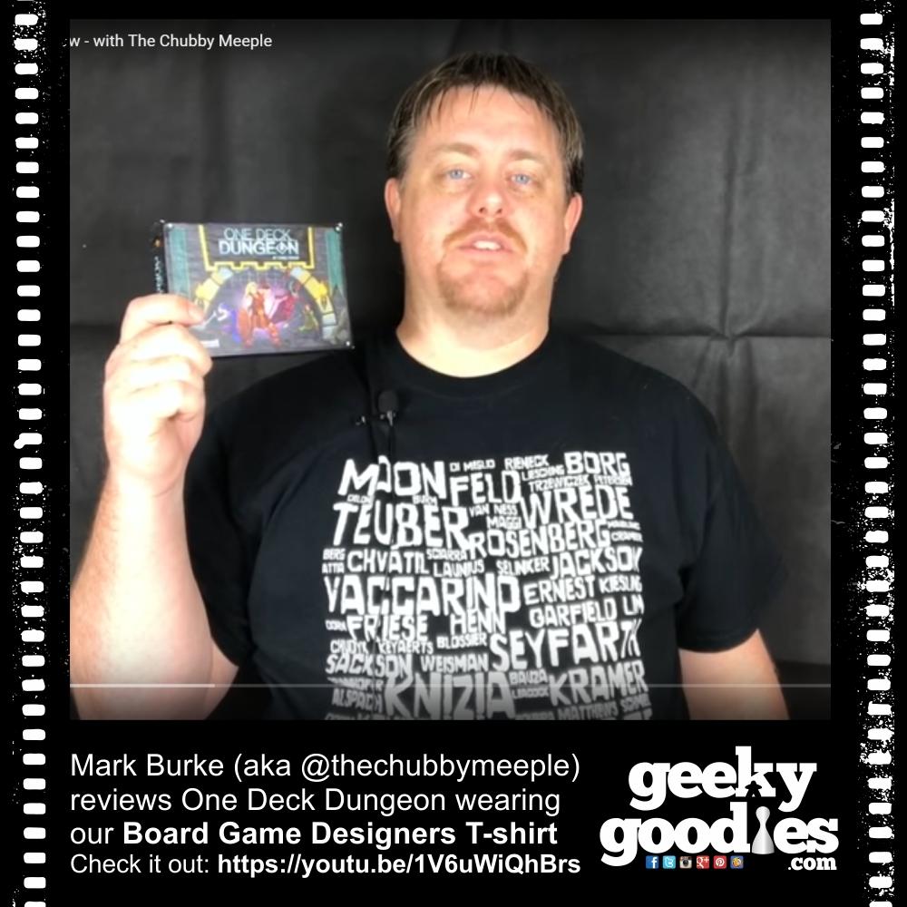 Chubby Meeple | BoardGame Designers