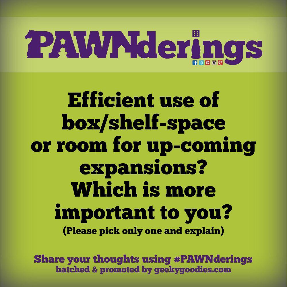 #PAWNderings |