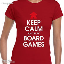 Geeky Goodies |  T-shirts and Posters for Board Game Geeks