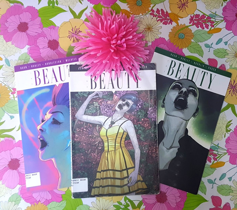 Book Review:  The Beauty by Jeremy Haun | Comic Books and Graphic Novels | Geeky Goodies