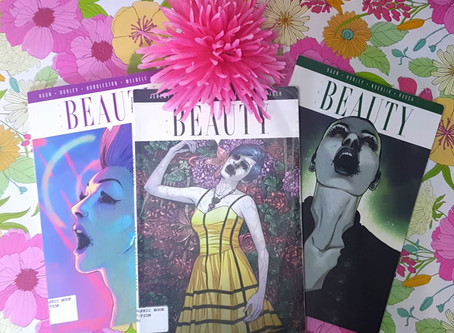 Book Review: The Beauty by Jeremy Haun
