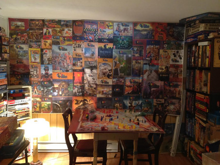 Amazing Board Game Room Decor