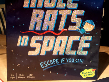 Mole Rats In Space at Snakes and Lattes, Meeting Matt Leacock and So Many Other Great Designers