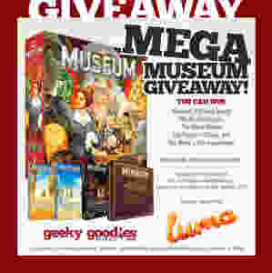 Mega MUSEUM Giveaway!
