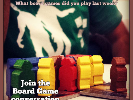 What Did You Play Mondays? December 5, 2016