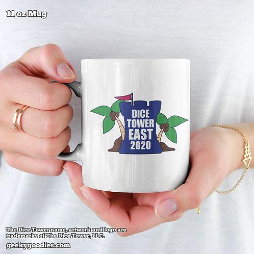Dice Tower East 2020 Coffee Mugs