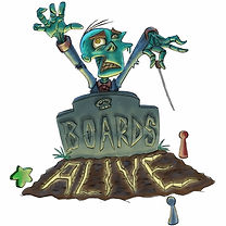 Boards Alive Podcast | Geeky Goodies Featured Partner