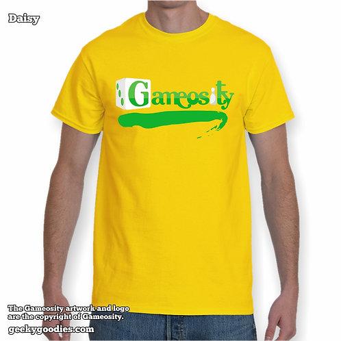 Gameosity Mens/Unisex T-shirt (Light Colors)