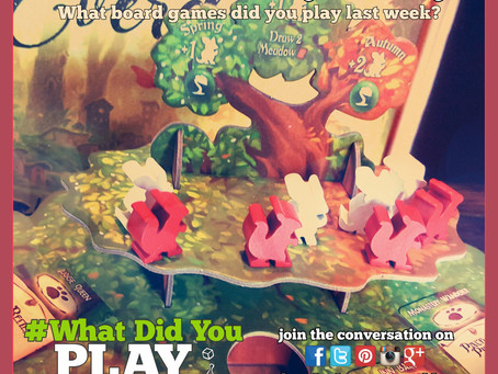 #WhatDidYouPlayMondays? July 29, 2019