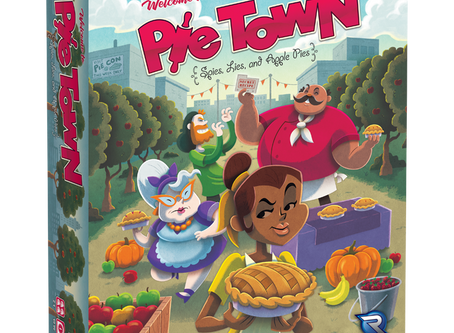 Welcome to Pie Town from Renegade Games