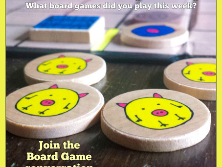 What Did You Play Mondays? August 22, 2016