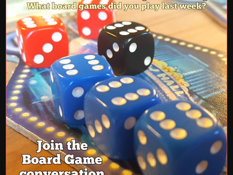 What Did You Play Mondays? January 22, 2018