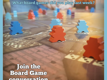 What Did You Play Mondays? April 9, 2018