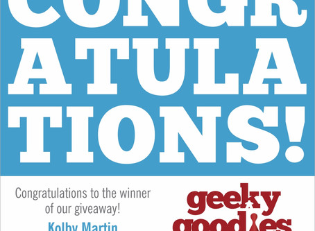 Congratulations to Our Dice Tower T-shirt Giveaway Winner!