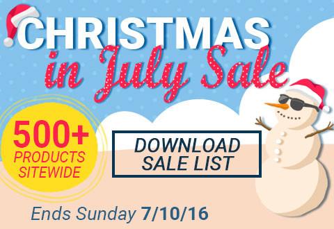 Miniature Market | Board Game Sale | Christmas in July Sale