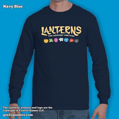 Lanterns: The Harvest Festival Long Sleeve Shirt