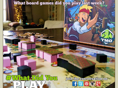 What Did You Play Mondays? June 10, 2019